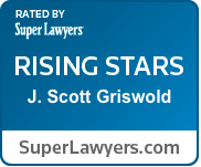 J. Scott Griswold Super Lawyer Rising Star